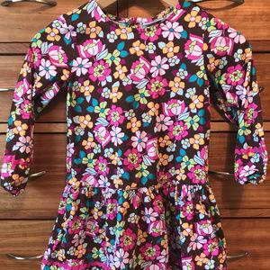 Hanna Andersson 110 5 Flower Dress